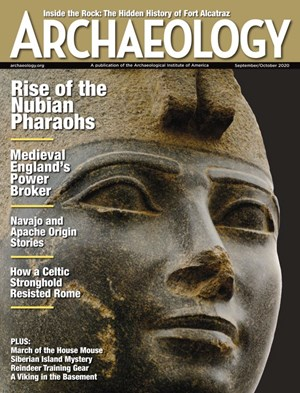 Archaeology Magazine | 9/2020 Cover
