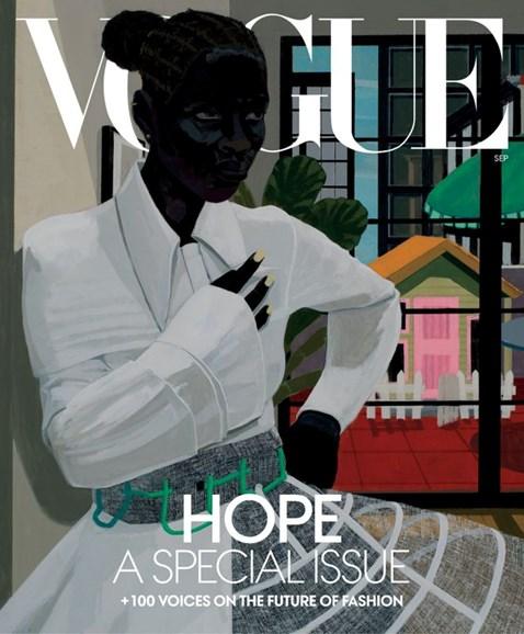 Vogue Cover - 9/1/2020
