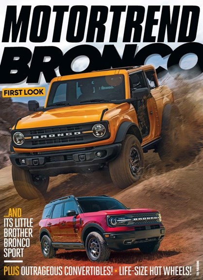 Motor Trend Cover - 9/1/2020