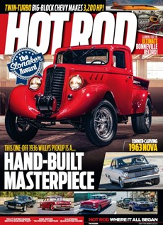 Hot Rod | 9/2020 Cover