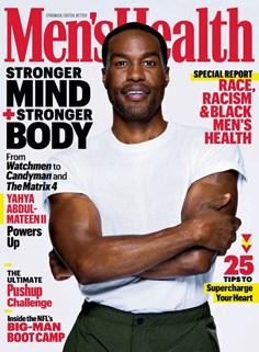 Men's Health | 9/2020 Cover