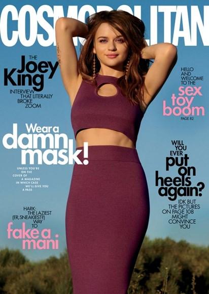 Cosmopolitan Cover - 9/1/2020