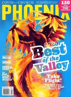 Phoenix Magazine | 8/2020 Cover