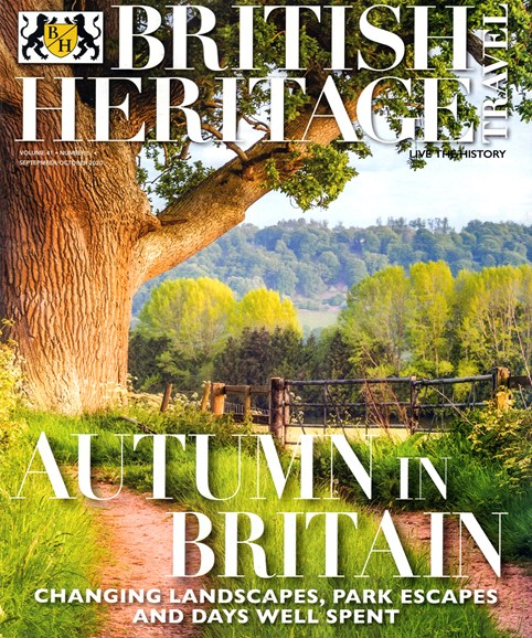 British Heritage Travel Cover - 9/1/2020