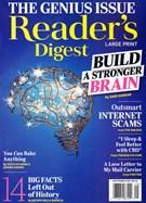 Reader's Digest Large Print 9/1/2020