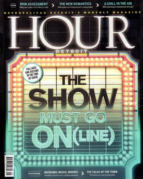 Hour Detroit Cover - 9/1/2020