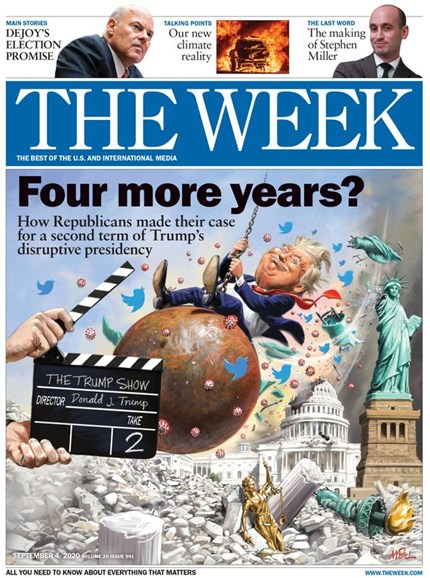 The Week Cover - 9/4/2020