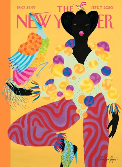 The New Yorker Cover - 9/7/2020