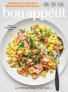 Bon Appétit | 9/2020 Cover