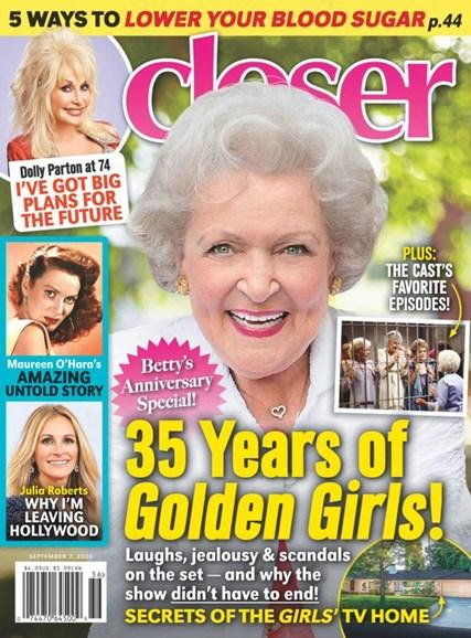 Closer Cover - 9/7/2020