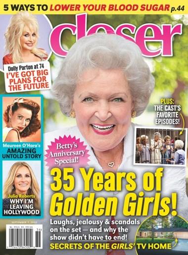 Closer   9/2020 Cover