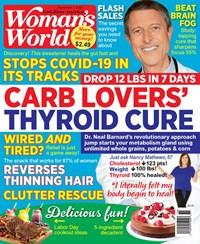 Woman's World Magazine   9/7/2020 Cover