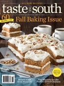 Taste of the South | 10/2020 Cover