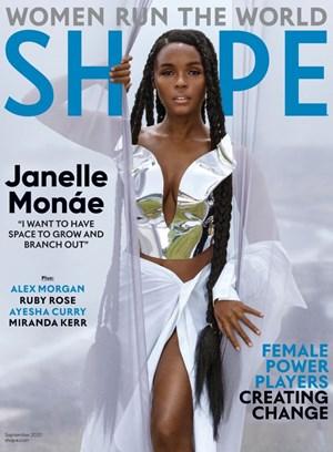 Shape Magazine | 9/1/2020 Cover