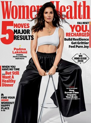 Women's Health Magazine | 9/2020 Cover