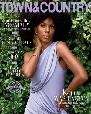 Town & Country Magazine   9/2020 Cover