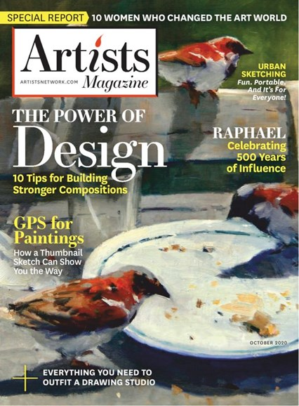 Artists Cover - 10/1/2020