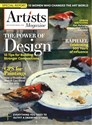 Artists Magazine | 10/2020 Cover