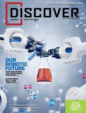 Discover Magazine | 9/2020 Cover