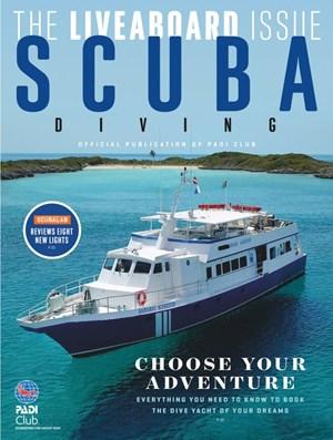 Scuba Diving | 8/2020 Cover