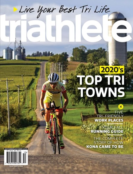 Triathlete Cover - 9/1/2020