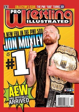 Pro Wrestling Illustrated | 12/2020 Cover