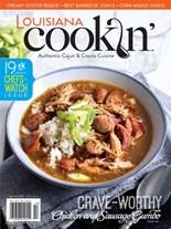 Louisiana Cookin' | 9/2020 Cover