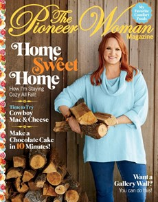 The Pioneer Woman | 9/2020 Cover