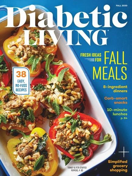 Diabetic Living Cover - 9/1/2020