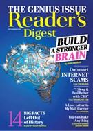 Reader's Digest Magazine 9/1/2020