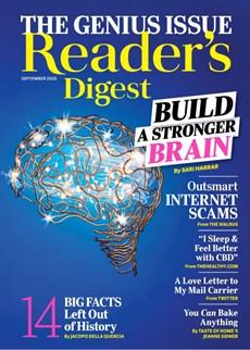 Reader's Digest | 9/2020 Cover