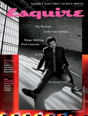 Esquire Magazine | 9/2020 Cover