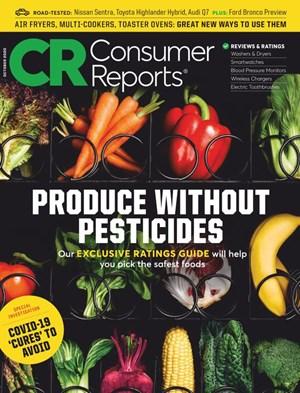 Consumer Reports Magazine | 10/2020 Cover