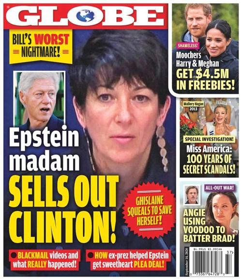 Globe Cover - 9/14/2020
