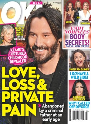 Ok Magazine | 9/14/2020 Cover