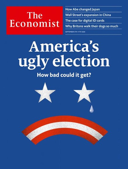 The Economist Cover - 9/5/2020