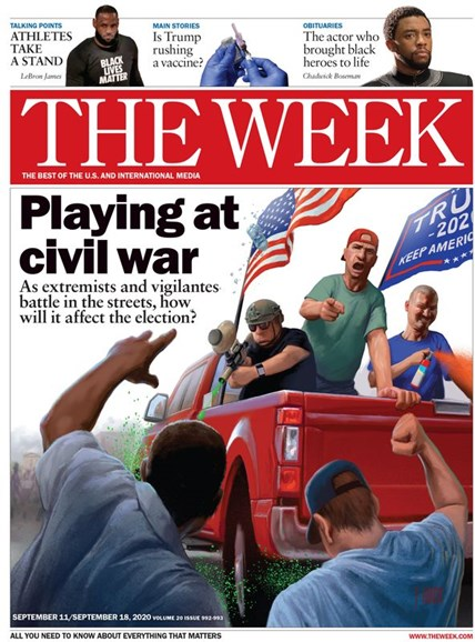 The Week Cover - 9/11/2020