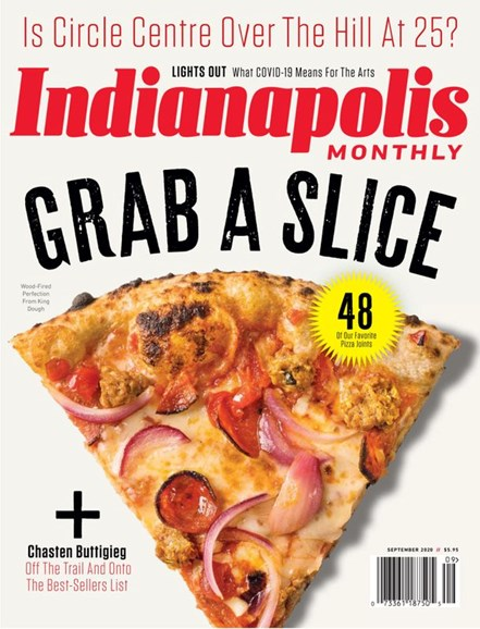 Indianapolis Monthly Cover - 9/1/2020