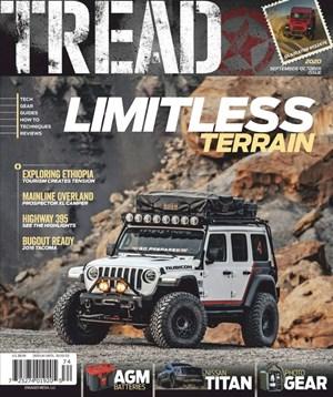 Tread | 9/2020 Cover