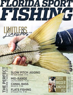 Florida Sport Fishing Magazine | 9/2020 Cover