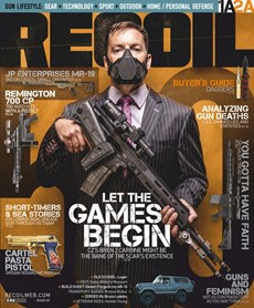 Recoil | 9/2020 Cover