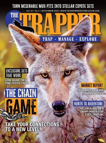 The Trapper Cover - 9/1/2020