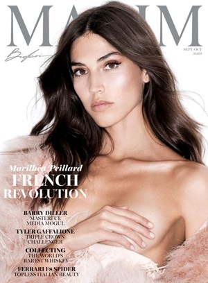Maxim Magazine | 9/2020 Cover