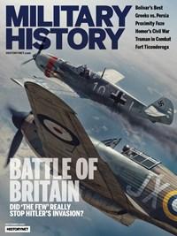 Military History Magazine | 9/2020 Cover