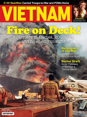 Vietnam Magazine | 8/2020 Cover