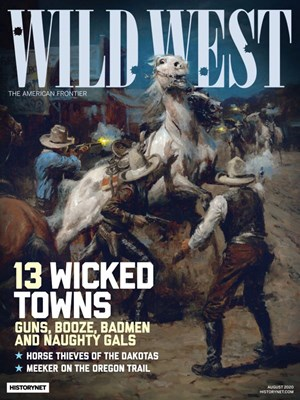 Wild West Magazine | 8/2020 Cover