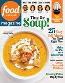 Food Network | 10/2020 Cover