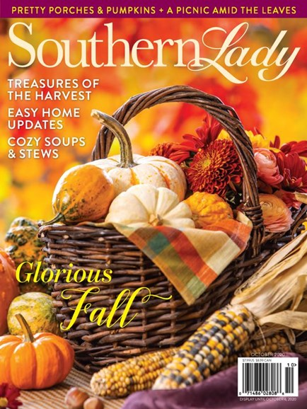 Southern Lady Cover - 10/1/2020