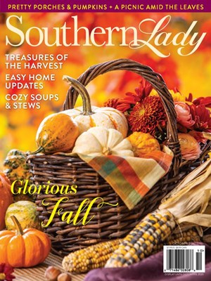 Southern Lady Magazine | 10/2020 Cover