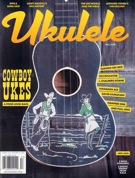 Ukulele Cover - 9/1/2020